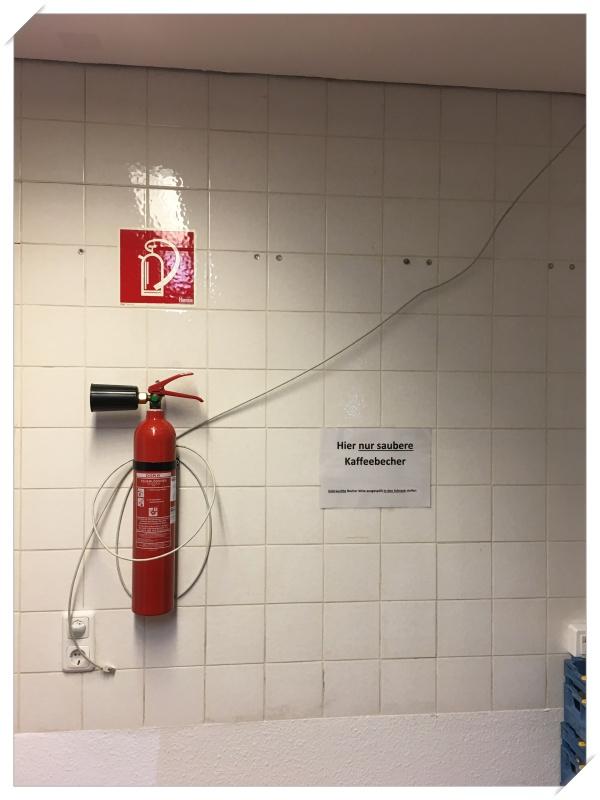 Feuerlöscher, internetfähig